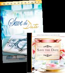 Save The Date Book DVD & Book