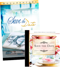 Save The Date Book DVD & Book